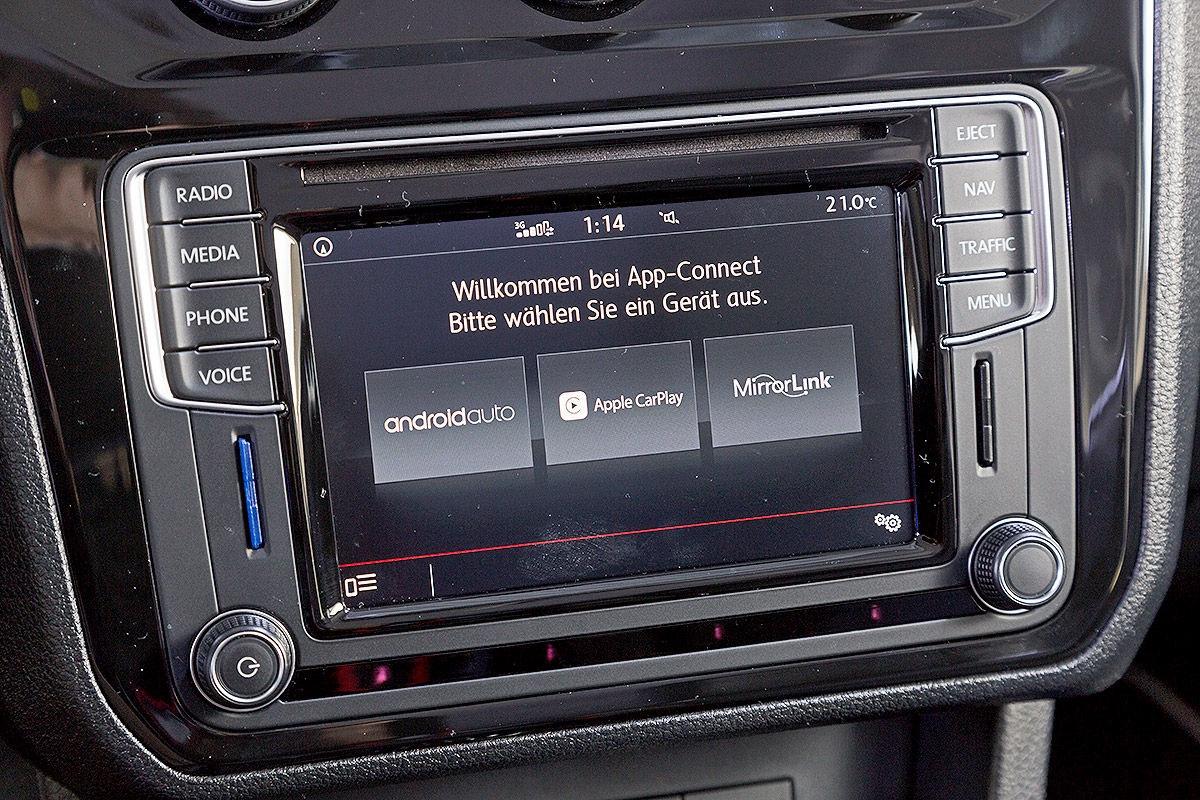 Vervanger rns510 - In Car Entertainment (ICE) - VW Passat