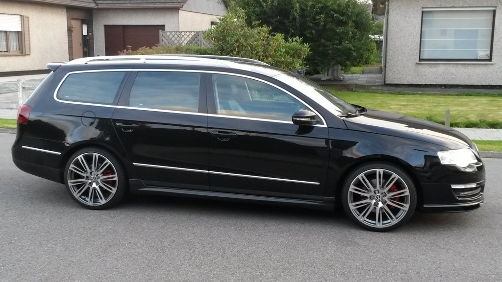 Passat B7 2010 18 Inch Of 19 Inch Wheelworld Wh18 Styling